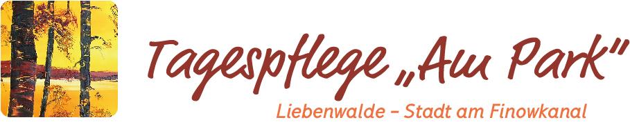 Logo: Tagespflege am Park